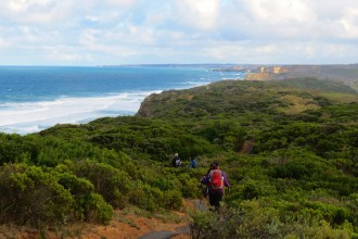 5 Fabulous Walking Holidays, www.foodwinetravel.com.au, Maria Island Walk, Twelve Apostles Lodge Walk, On Foot Holidays to Spain, Whisky Lovers Trek in Switzerland, Walkabout Gourmet Adventures in France.