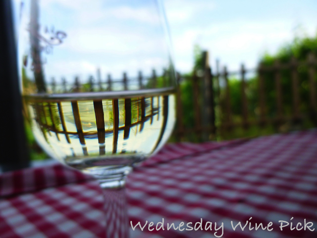 Wednesday Wine Pick Christine Salins wine reviews