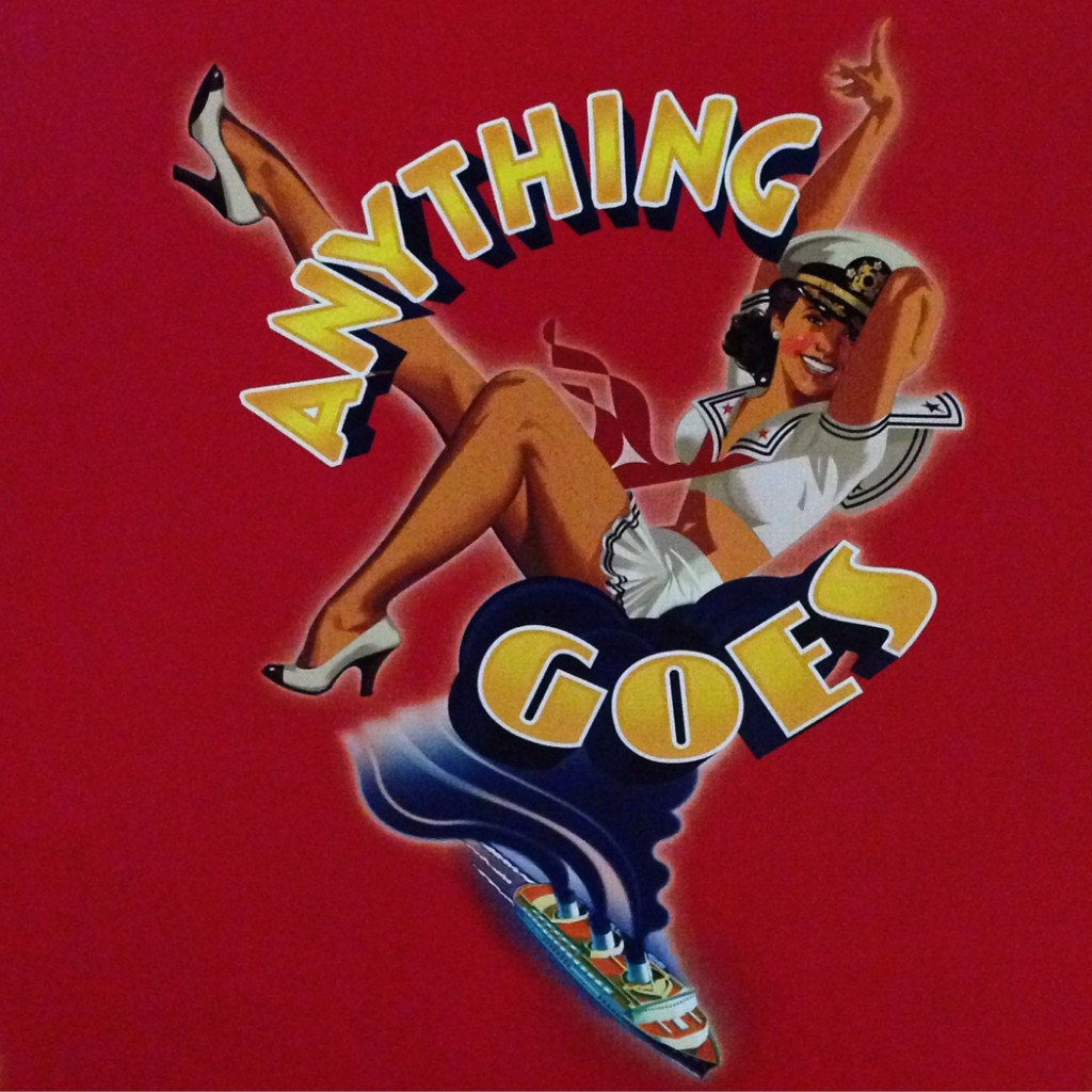 Anything Goes, an Opera Australia production.