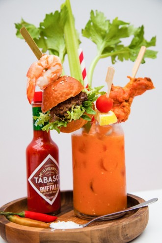 Bloody Mary's in Darlinghurst is the brainchild of Cinta Rockey, who admits she is Bloody Mary obsessed.