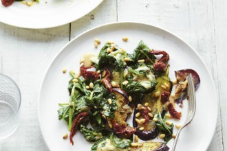Warm Winter Salad, from Deliciously Ella, by Ella Woodward.