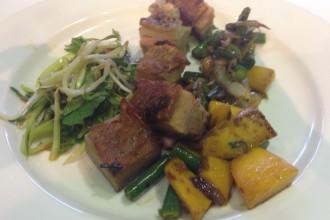 Slow Braised Spiced Pork Belly