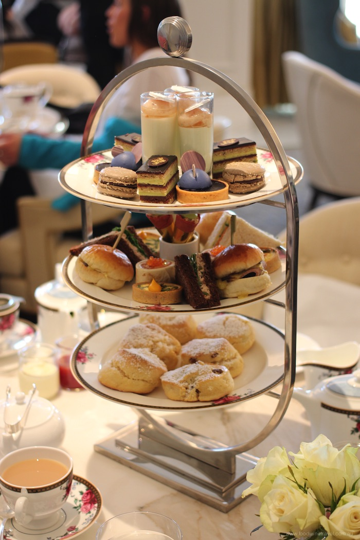 High Tea at The Langham Hotel Sydney