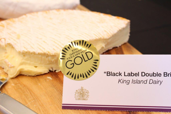 King Island Brie, Royal Queensland Food & Wine Show