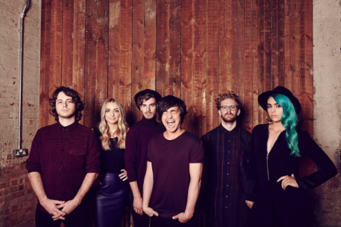 Sheppard at Gympie Music Muster