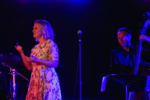 Emma Pask at the Noosa Jazz Festival