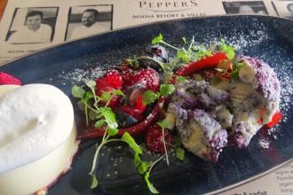 Peppers Noosa Dessert