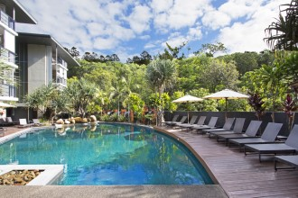 Peppers Noosa Resort and Villas pool