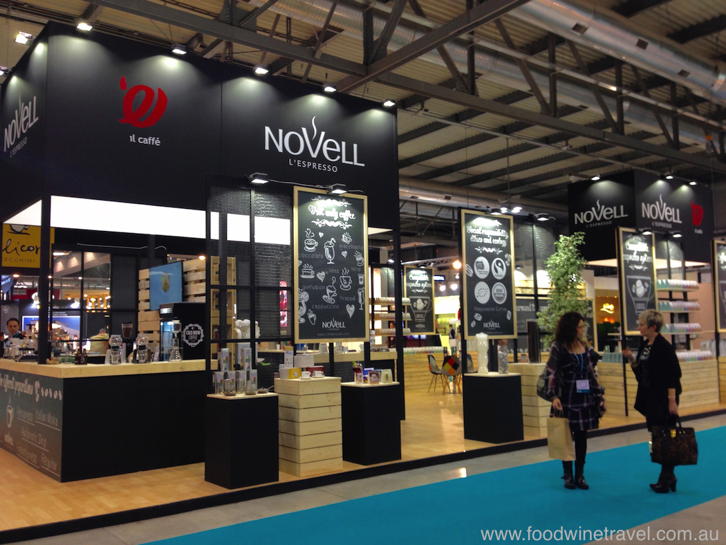 Coffee Exhibit, Host 2015, Milan, Italy