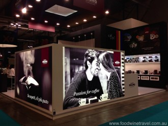 Passion for Coffee, Host 2015, Milan, Italy