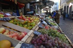 Bolzano Bozen Market Fruit