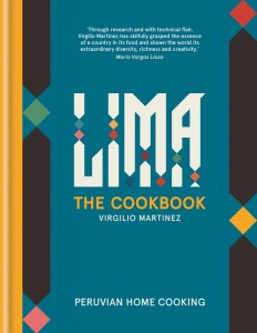 LIMA The Cookbook, by Virgilio Martinez