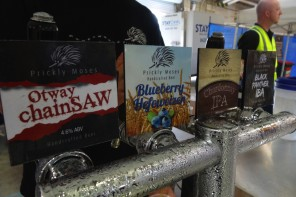 Prickly Moses craft beer