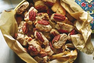 Ukrainian Biscotti recipe from Mamushka: Recipes From Ukraine & Beyond
