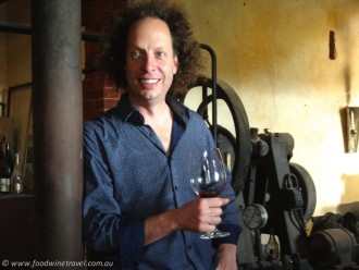 Justin McNamee, Samuel's Gorge Winemaker