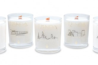 TÄNDA Modern Candles