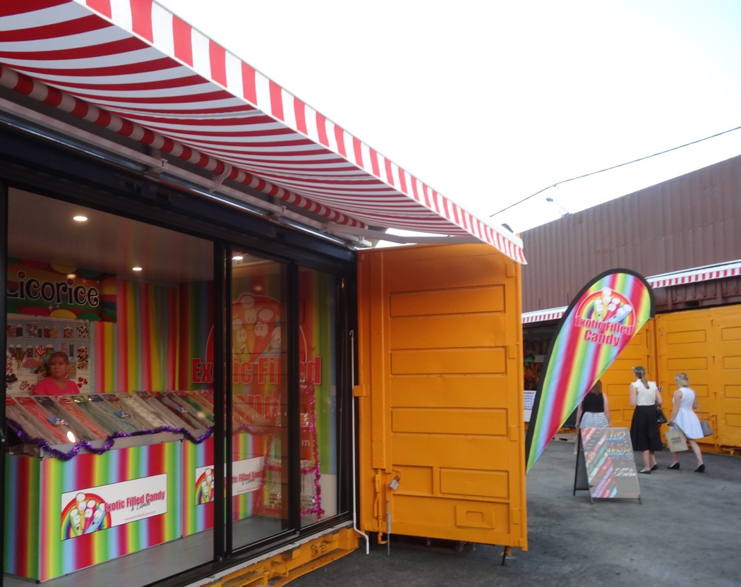 Candy store at Night Quarter, Helensvale