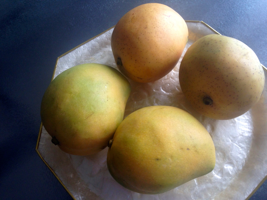 Mangoes In My Kitchen with Celia of Fig Jam and Lime Cordial