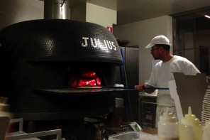 Julius Brisbane's Best Pizza Woodfired Oven