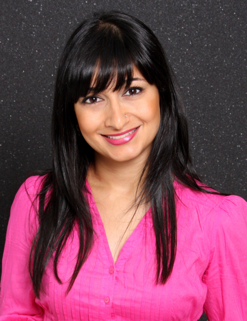 Anjali Pathak, author of Secrets From My Indian Family Kitchen