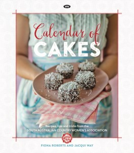 Calendar of Cakes CWA cookbook
