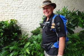 Mike, an everyday hero set to walk the Via Francigena