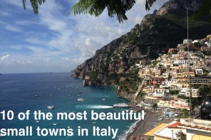 10 of the Most Beautiful Small Towns in Italy