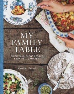My Family Table by Eleanor Ozich