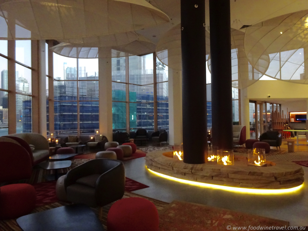The Ternary Novotel Sydney on Darling Harbour