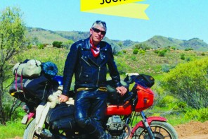 Once Upon A Distant Journey | Motorcycling in Australia