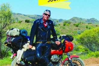 Once Upon a Distant Journey by Hendrik Gout motorcycle experiences around Australia