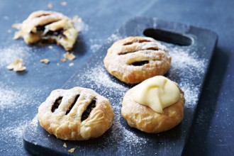 Taste of Sydney traditional Eccles Cakes from Nelly Robinson of Nel restaurant