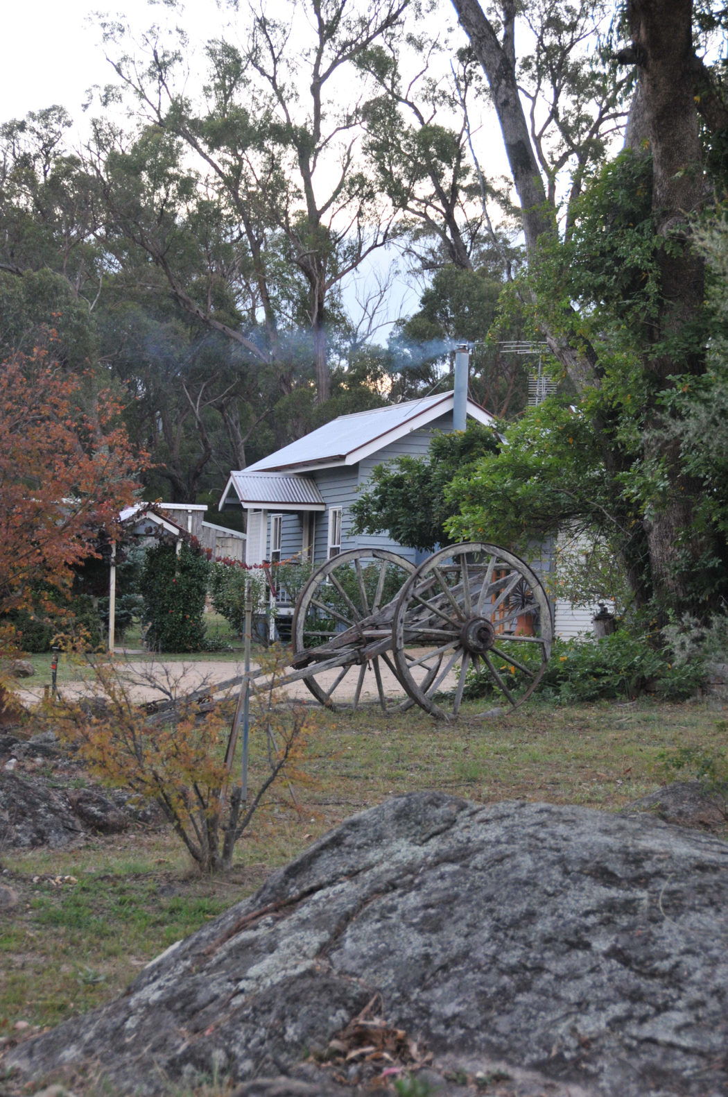 Autumn Breaks In Southern Queensland Country Food Wine