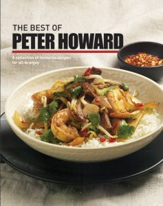 The Best of Peter Howard cookbook