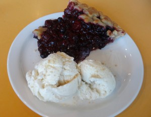 Route 66 Blackberry Pie in Williams