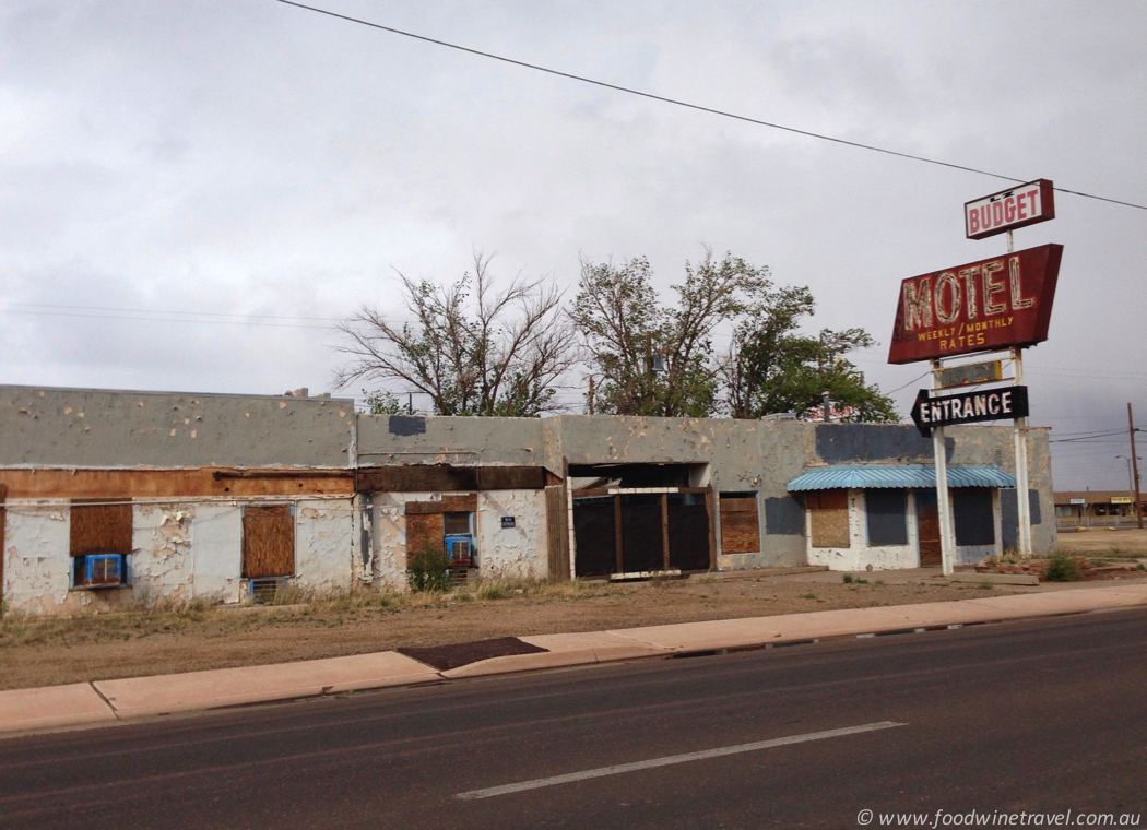 Route 66 Budget Motel