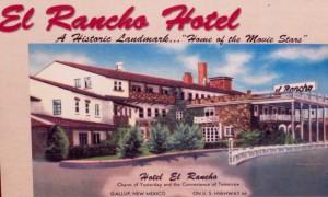 Route 66 El Rancho Hotel