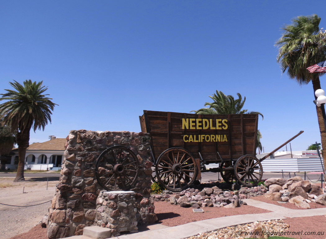 Route 66 Needles