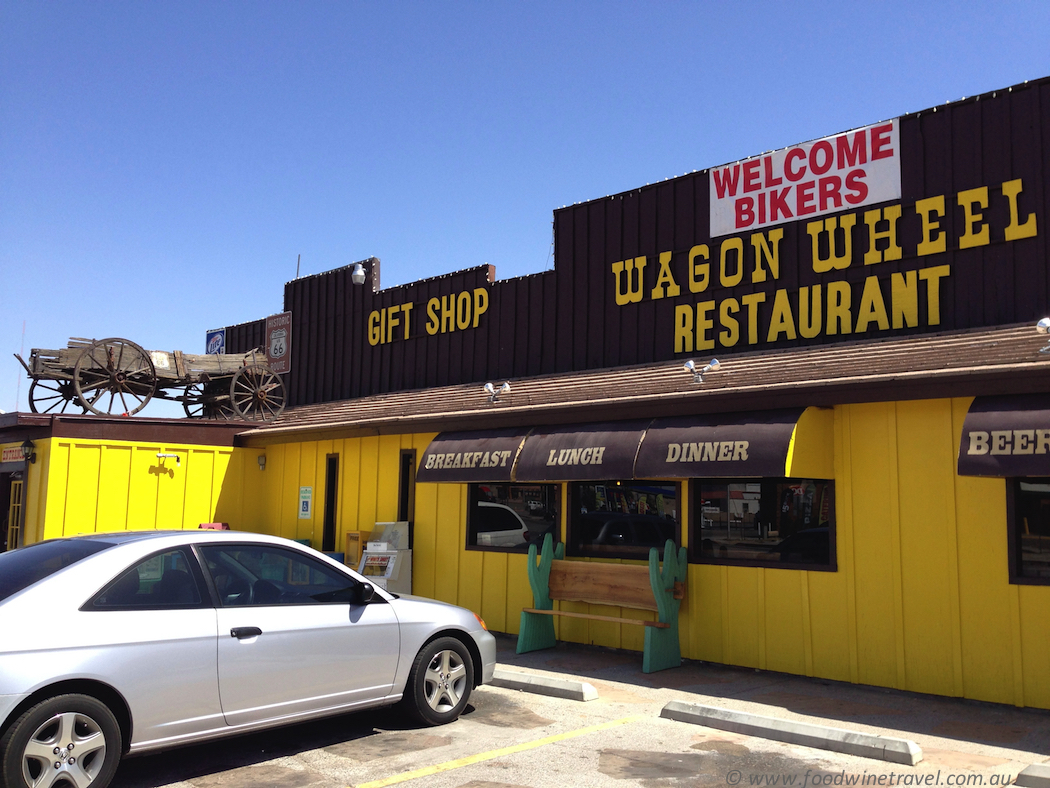 Route 66 Wagon Wheel Restaurant