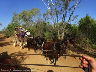 Kinnon & Co Spirit of the Outback train trip and Outback Queensland