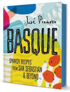 Basque cookbook by José Pizarro