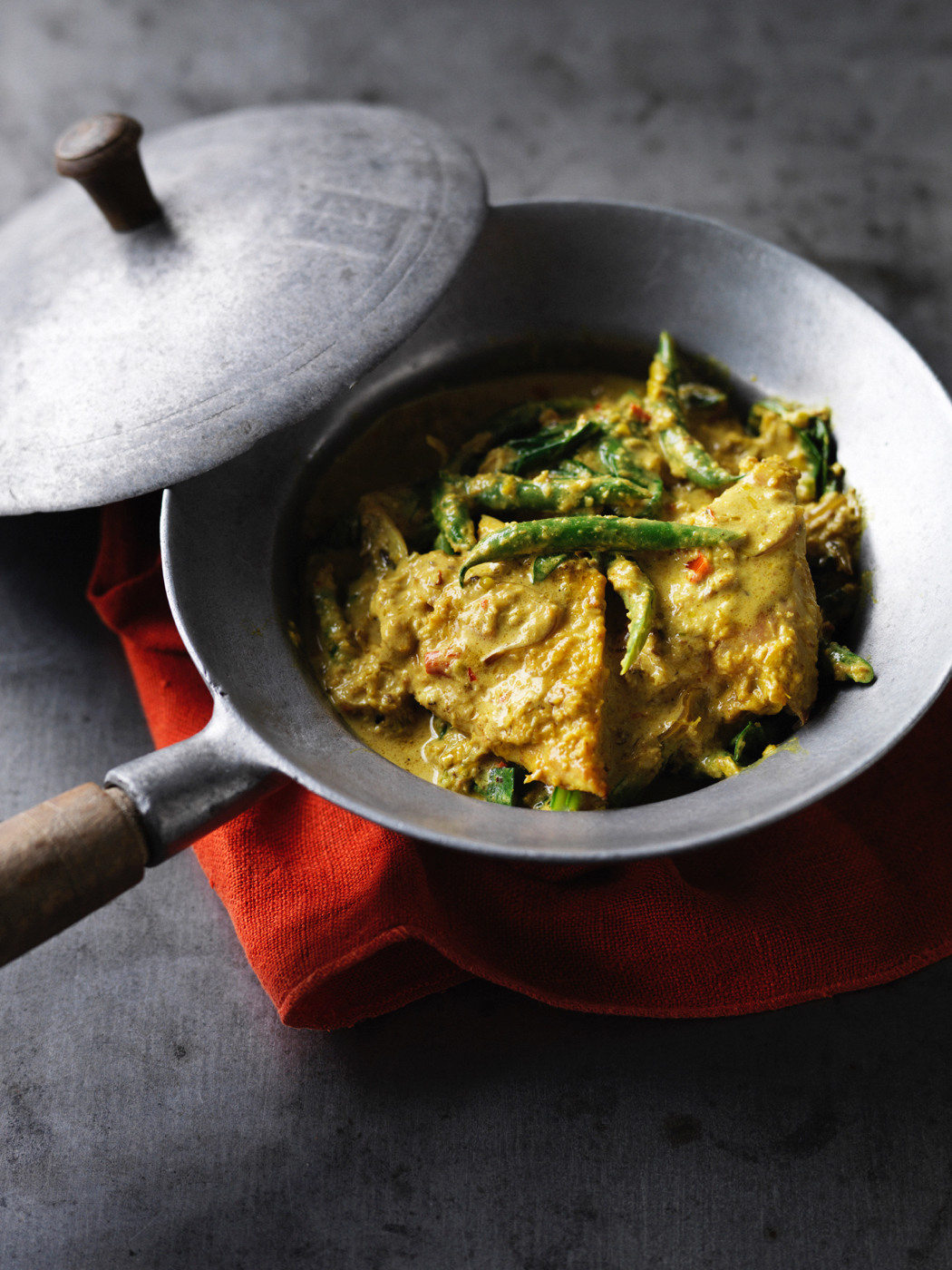 Barramundi Family Coconut Curry recipe from Surfing the Menu: Next Generation by Dan Churchill and Hayden Quinn