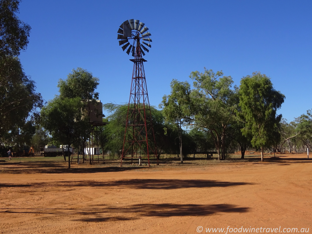 Southern Cross Spirit of the Outback train trip and Outback Queensland