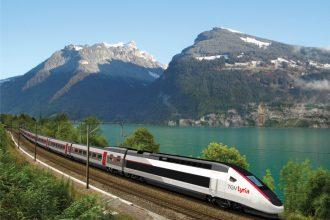 TGV Lyria - Interlaken