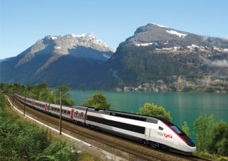 TGV Lyria - Interlaken