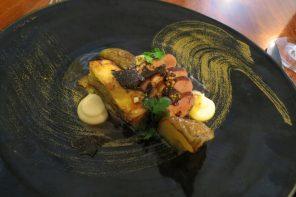 Truffle dish at Pod Food