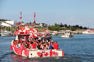 Canada Day at North Rustico 4
