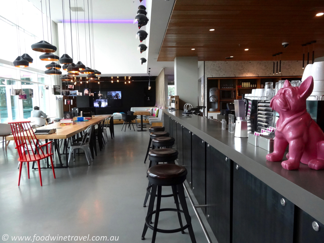 Moxy Hotel Bar and Restaurant