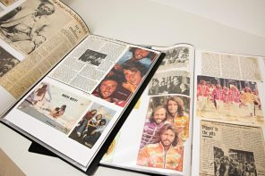 Stayin' Alive | Bee Gees' Collection Comes to Queensland