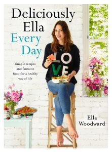 DELCIOUSLY ELLA EVERY DAY by Ella Woodward. Hodder & Stoughton Publishers 2016
